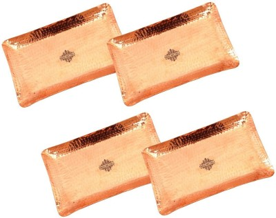 IndianArtVilla Tray Set(Pack of 4) at flipkart