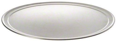 Thw 13 Inches Aluminum Pizza Coupe Tray Tray Set(Pack of 4) at flipkart