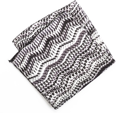 69th Avenue 69PQS0008-G6 Printed Polyester Pocket Square