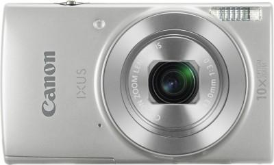 Canon IXUS 190 Point and Shoot Camera(Silver 20 MP)