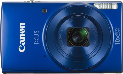 Canon IXUS 190 Point and Shoot Camera(20 MP, 10x Optical Zoom, 10x Digital Zoom, Blue)