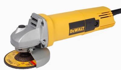 Dewalt-DW801-4-inch-Angle-Grinder-Metal-Polisher