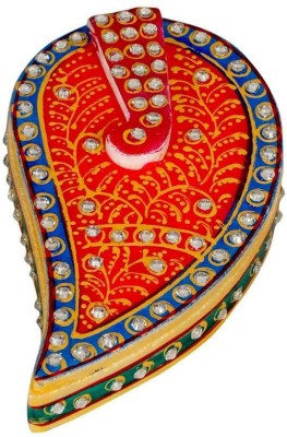 Advance Hotline Handicrafts Handmade Products Marble Pooja & Thali Set(1 Pieces, Multicolor)  available at flipkart for Rs.349