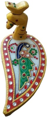 Advance Hotline Handicrafts Handmade Products Marble Pooja & Thali Set(1 Pieces, Multicolor)  available at flipkart for Rs.449