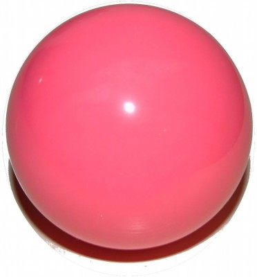 Cuepoint SNOOKER PINK BALL Billiard Ball(Pack of 1, Pink)