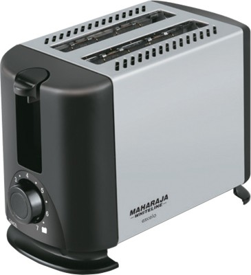 Maharaja-Whiteline-Excelo-PT-101-Pop-Up-Toaster