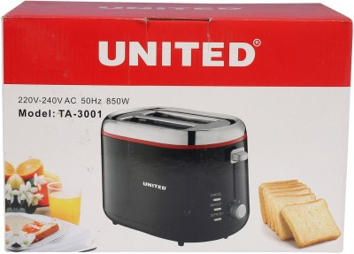 United-TA-3001-2-Slice-Pop-Up-Toaster