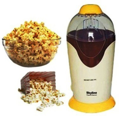 Skyline Hot Air Popper VTL 4040 8.4 L Popcorn Maker White