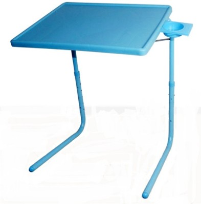 Bestway Plastic Portable Laptop Table(Finish Color - Blue) at flipkart