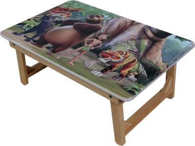 CSM Engineered Wood Portable Laptop Table(Finish Color - Multi)