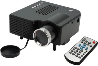 Zakk Zakk-UC28 48 lm LED Corded Portable Projector(Black)