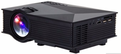 Unic IBS UC 46,WIFI 1200 lm LED Corded Portable Projector(Black)