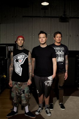Blink 182 Band Poster Paper Print(18 inch X 12 inch, Rolled)