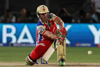 AB De Villiers RCB Poster Paper Print(12 inch X 18 inch, Rolled)  available at flipkart for Rs.245