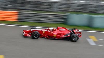 Sports F1 Racing Ferrari Formula 1 HD Wall Poster Paper Print(12 inch X 18 inch, Rolled)  available at flipkart for Rs.207