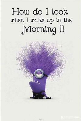 Hungover Minions Special Paper Poster Paper Print(13 inch X 19 inch, Unframe)  available at flipkart for Rs.129
