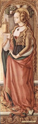 The Museum Outlet - Carlo crivelli, madonna col bambino, V&A, 1480 ca. 01 - A3 Poster Paper Print(16.54 inch X 11.69 inch, Rolled)  available at flipkart for Rs.399