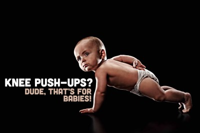 Oshi - Push-ups for Babies Paper Print(12 inch X 18 inch, Streched)  available at flipkart for Rs.239