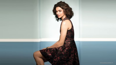 Deepika Padukon poster Paper Print(12 inch X 18 inch, Rolled)  available at flipkart for Rs.220