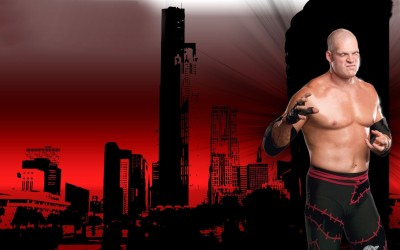 Sports WWE Kane HD Wall Poster Paper Print(12 inch X 18 inch, Rolled)  available at flipkart for Rs.207