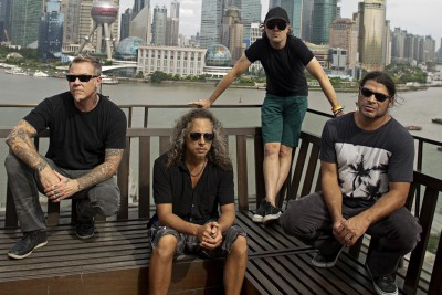 Metallica Rock Band Poster Paper Print(18 inch X 12 inch, Rolled)
