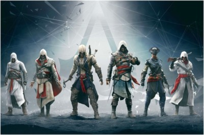 Assassin's Creed Poster Paper Print(18 inch X 12 inch, Rolled)  available at flipkart for Rs.169