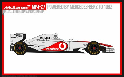 Sports F1 Racing Formula 1 McLaren Car Wall Poster Paper Print(12 inch X 18 inch, Rolled)  available at flipkart for Rs.207