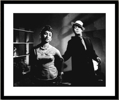 Shammi Kapoor and Helen in China Town Photographic Paper(8 inch X 10 inch)