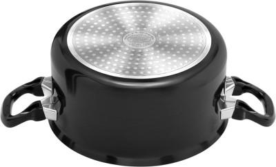 Hawkins Futura Pot 3 L(Aluminium, Non-stick)  available at flipkart for Rs.1449