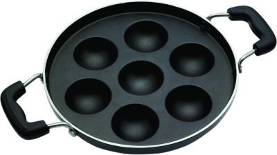 Pigeon Die Cast Wondercast Paniarakkal 7 Rounds Paniarakkal Pan 0 cm diameter Aluminium, Non stick Pigeon Pans