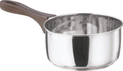 Vinod Induction Friendly Milk Pan 16 cm Pan 16 cm diameter(Stainless Steel) at flipkart
