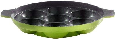 Brilliant Green Appam Parta Paniyarakkal(Aluminium, Non-stick)  available at flipkart for Rs.269