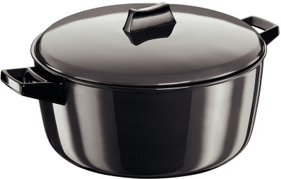Hawkins Futura Hard Anodized Cook-n-Serve Bowl Pot 6 L(Hard Anodised, Non-stick)  available at flipkart for Rs.1815