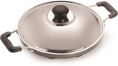Marlon Big Appam Maker Kadhai NA L(Aluminium, Non-stick)  available at flipkart for Rs.407