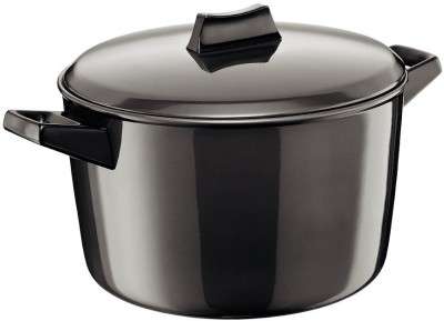 Hawkins Futura Hard Anodized Cook-n-Serve Bowl Pot 5 L(Hard Anodised, Non-stick)  available at flipkart for Rs.1649