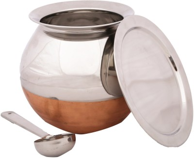 Premium Pot 2.2 L with Lid(Stainless Steel)