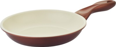 Mondo Ceramic Coated Fry Pan 28 cm diameter(Ceramic, Non-stick) at flipkart
