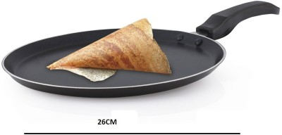 Mahavir Tawa 26 cm diameter(Aluminium, Non-stick, Induction Bottom) at flipkart