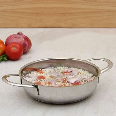 I-Pac Kadhai 8 cm(Stainless Steel) at flipkart