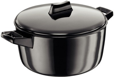 Hawkins Futura Hard Anodized Cook-n-Serve Bowl Pot 4 L(Hard Anodised, Non-stick)  available at flipkart for Rs.1475