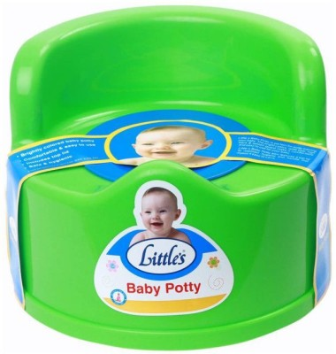 Littles baby trainer Potty Seat Green