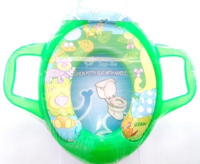 Baby Grow Kids Training Potty Seat(Green)