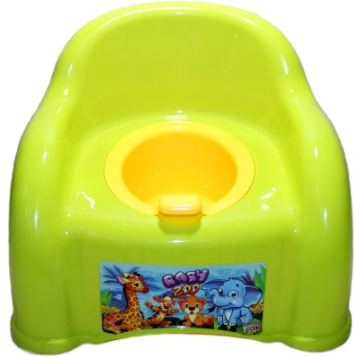 Tomato Tree Trainer Potty Seat Green, Yellow