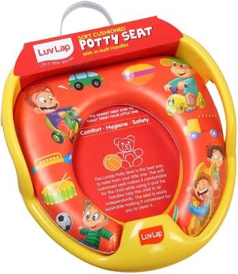 LuvLap Happy Days Baby Potty Seat Potty Seat(Yellow)