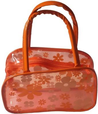 Viva Fashions Cosmetic Bag Cosmetic Bag Orange