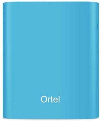 Ortel 10400 mAh Power Bank Blue, Lithium Polymer Ortel Power Banks