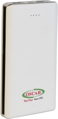 Champion PL-10001 10000mAh Power Bank (White)