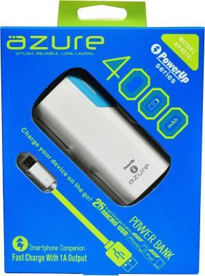 Azure AP401E 4000mAh Power Bank Image