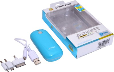 Joway JP13_Blue 5000 mAh Power Bank(Lithium-ion) at flipkart