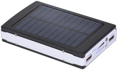Xodas 10000 mAh Power Bank (SL-12, Solar  With 20 Led Light Panel)(Black, Silver, golden, Blue, Purple, Lithium-ion) at flipkart